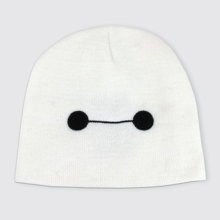 Hello. This is Baymax, your personal healthcare provider and adorable fashion accessory. Bring Disney's more huggable (and wearable) hero home today: http://www.disneymovierewards.go.com/rewards/baymax-beanie-8149?cmp=DMR|PIN|Reward|BaymaxBeanie