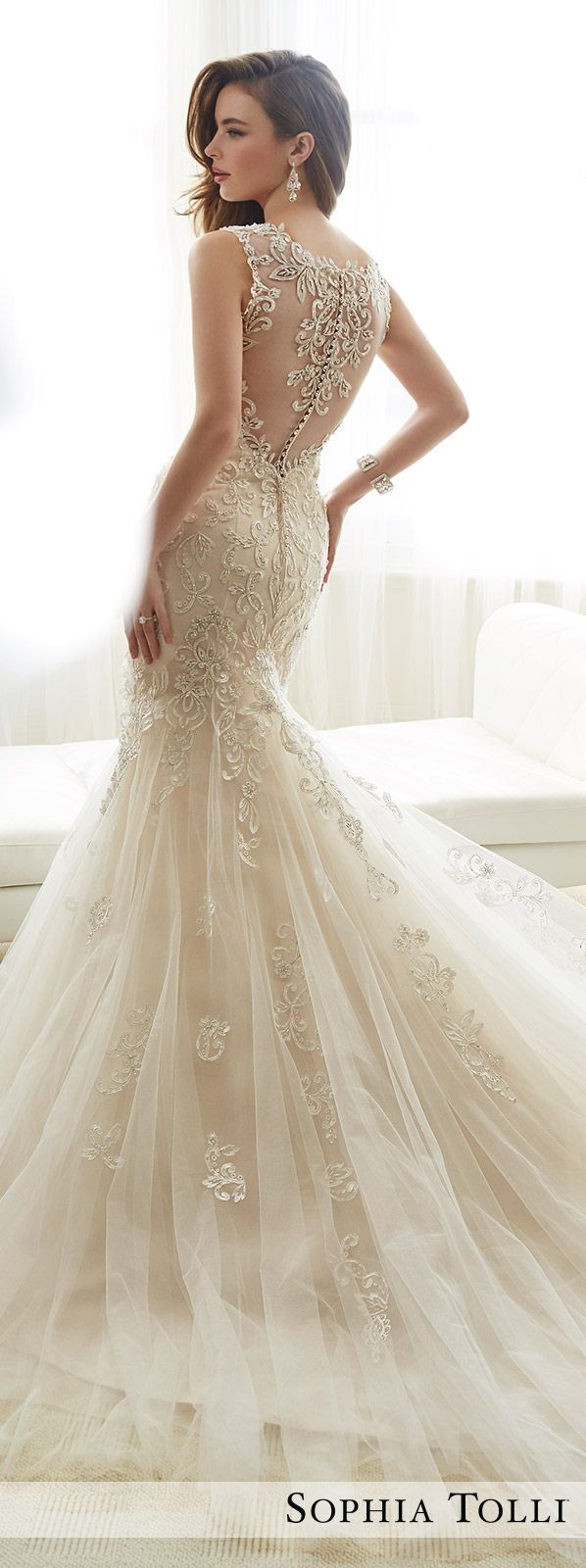 1000 ideas about fairytale dress on pinterest vintage for Mon amie wedding dresses
