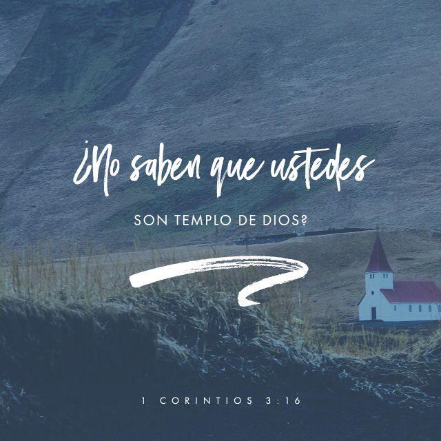 1 Corintios 3:16