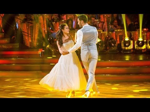 Georgia May Foote & Giovanni Pernice Viennese Waltz to 'Runaway' - Strictly Come Dancing: 2015 - YouTube