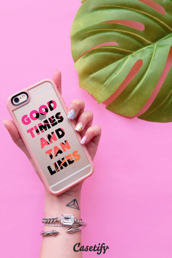 Click through to see more iPhone 6 protective phone case designs by @rubyridgestudio >>> https://www.casetify.com/RubyRidgeStudios/collection #quote | @casetify