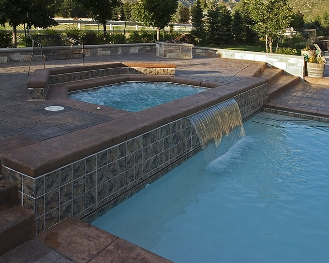 29 Best Images About Pool Ideas On Pinterest Outdoor Swimming Pool Fire Pits And Ornamental