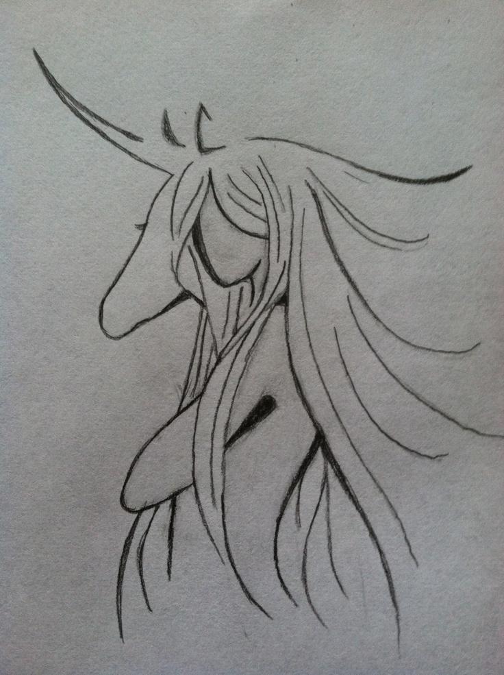 I am afraid of this mortal body last unicorn for Simple unicorn tattoo