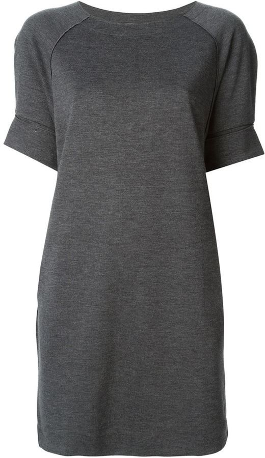 By Malene Birger 'Truvah' sweatshirt dress on shopstyle.com