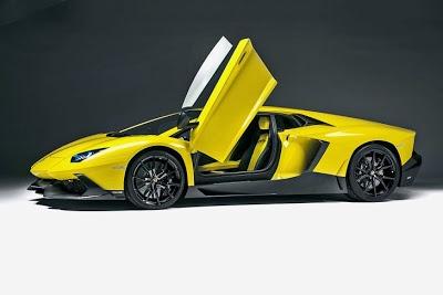Lamborghini Aventador LP720-4 50 http://modificationautomobile.blogspot.com