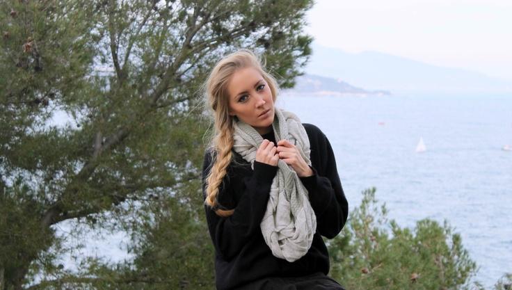 SnugaLee by Arlette Lee  from Sophie in Monaco blog - Luxury yacht broker, lifestyle, fashion blogger, tv personality  Arlette Lee Alpaca SnugaLee SHOP www.arlettelee.tictail.com