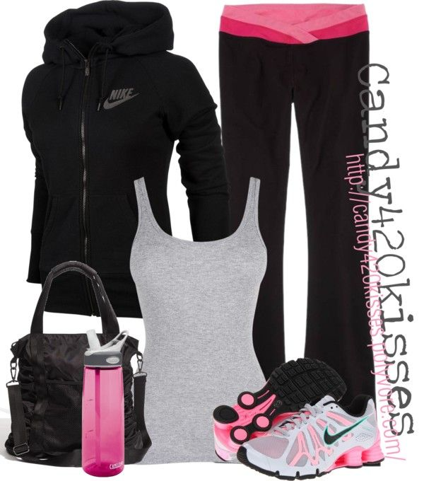 """""""I work out.. :)"""" by candy420kisses on Polyvore"""