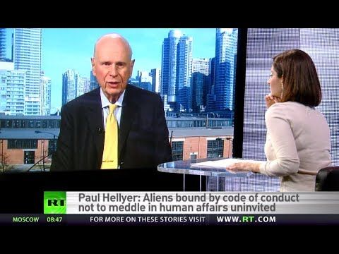 Here's the full interview. If you've got 26 minutes spare. | Canada's Former Defense Minister Has Confirmed That Aliens Exist