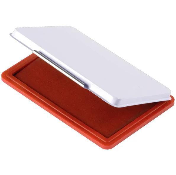 Red Stamp Pad Each Gp Supplies Uk Stamp Pad Surgical Nursing Stamp