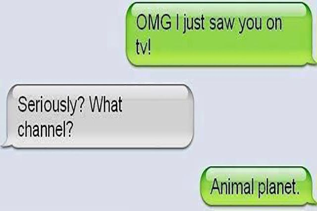 Very Funny Text Messages