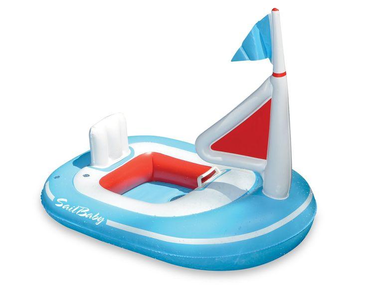 Awesome Swimline Baby Sail Pool Float