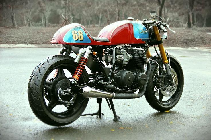 1981 honda 3 speed motorcycle honda cb400 super sport. Black Bedroom Furniture Sets. Home Design Ideas