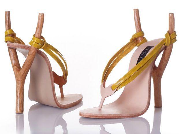 Haa Maluco!!!!: 1# estranhos calçados