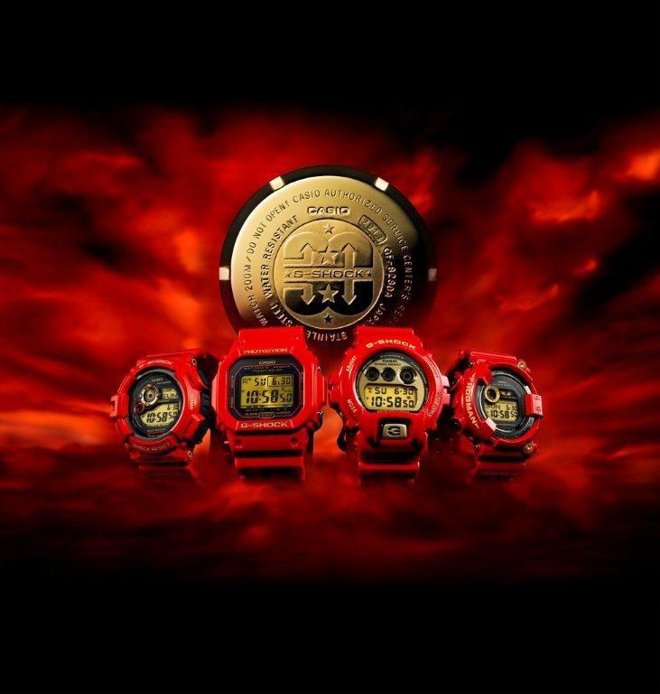 G-Shock Saatleri 30.Yılını Kutluyor