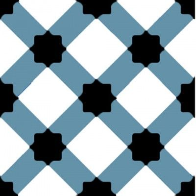 CDC » ENCAUSTIC CEMENT TILES IN STOCK Tile Ref. 300 (shows 1 tile) Matt finish – no glazing applied. In stock colour pigment. Suitable for internal and external applications subject to suitable sealant & frost prevention treatment.