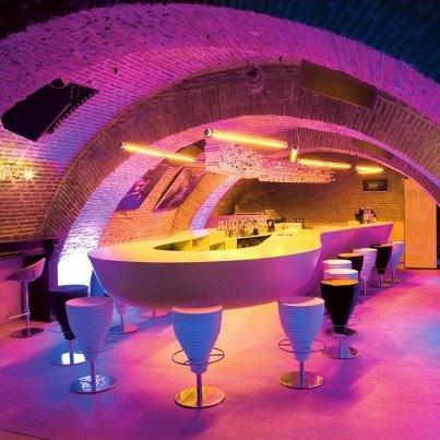 Evolution Bar - Bucharest, Romania