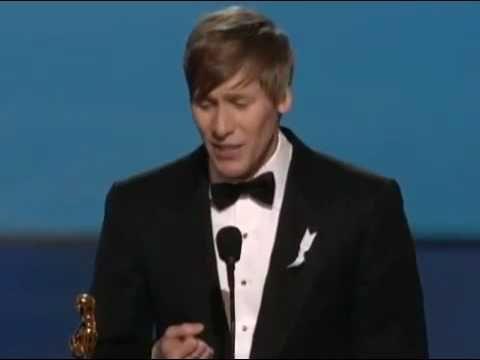 Dustin Lance Black  2009 Oscar Speech - MILK