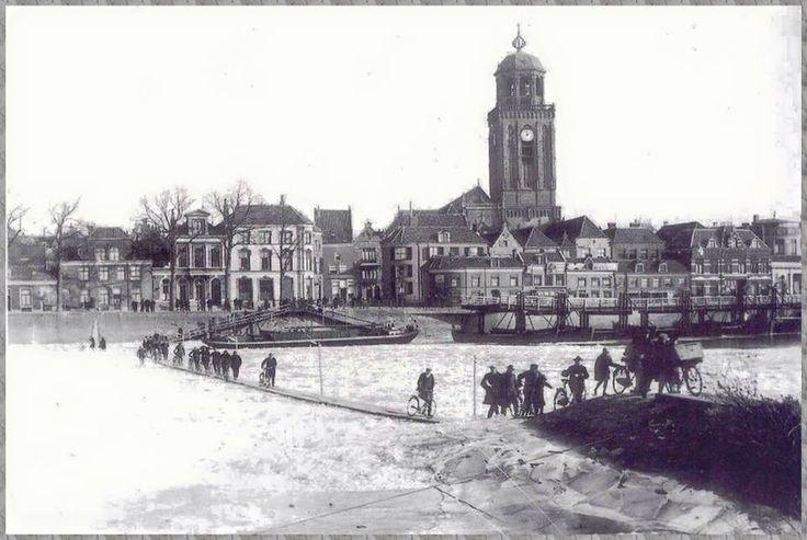 IJssel Deventer (jaartal: 1930 tot 1940) - Foto's SERC
