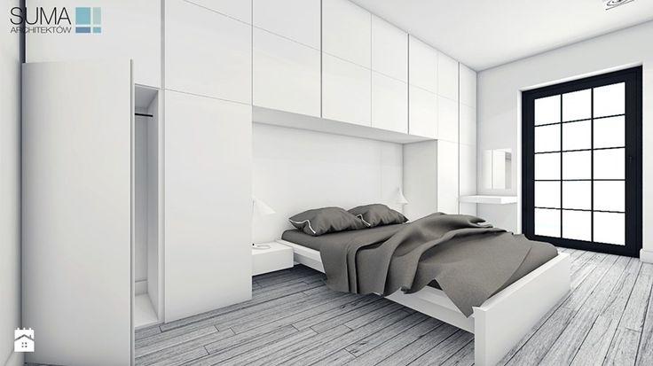 Sypialnia BRO_3 - zdjęcie od SUMA Architektów