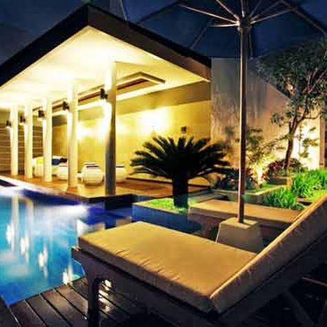 Villa view of rice fields 2, 3 Bedrooms. Jalan Veteran, Gang Pura Batan Buni, Canggu Bali  Special Offers FREE wide-screen TV 30% Discount for 3 days on orders  Price from : $.133 to $.211  Contact me