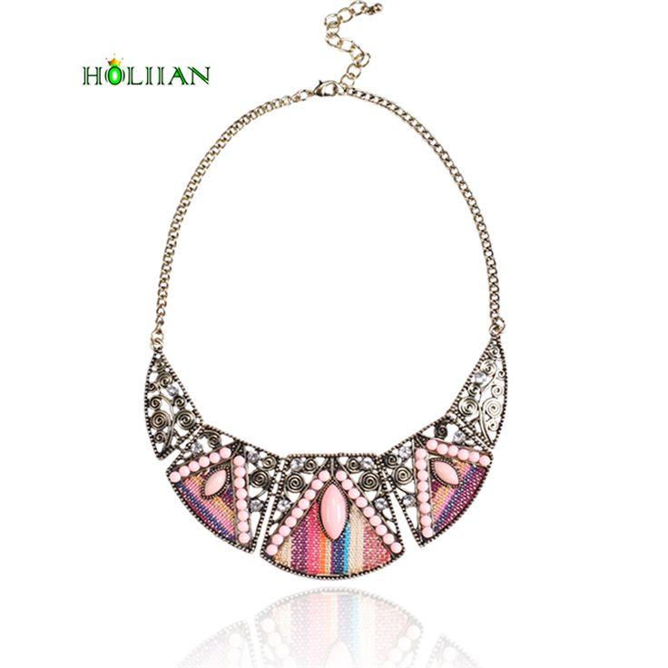 Cheap choker fashion necklaces, Buy Quality choker necklace directly from China fashion necklace Suppliers: 2017 women fashion bohemian necklace&pendants modern hippie vintage big name choker necklace tribal ethnic boho mujer accessory