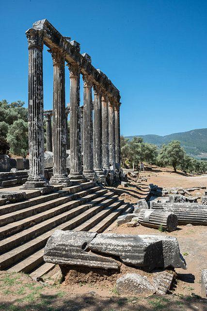 Euromos, known also as Kyromos and Hyromos - Milas, Turkey