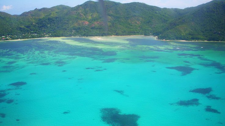 PRASLIN Seychelles Aerial view #Praslin #Seychelles #Aerialview #VisitSeychelles #Travel #Paradise #Paradiseplacesonearth