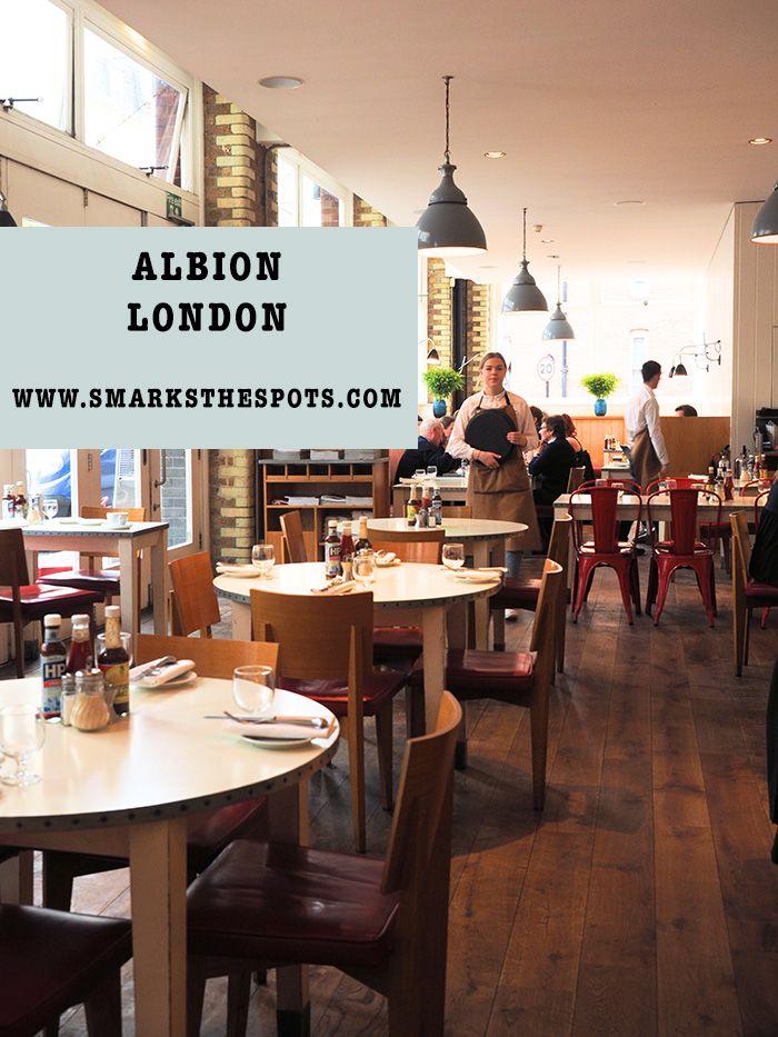 Albion, London - S Marks The Spots Blog #london #albion #restaurant #eastlondon