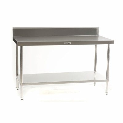 Benches With Splashback : commercial catering equipment