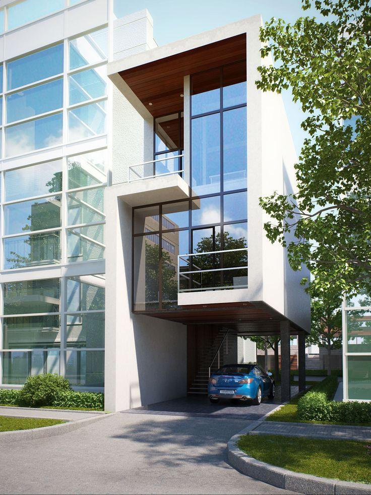 Индивидуальный жилой дом — rastvorgroup.ru