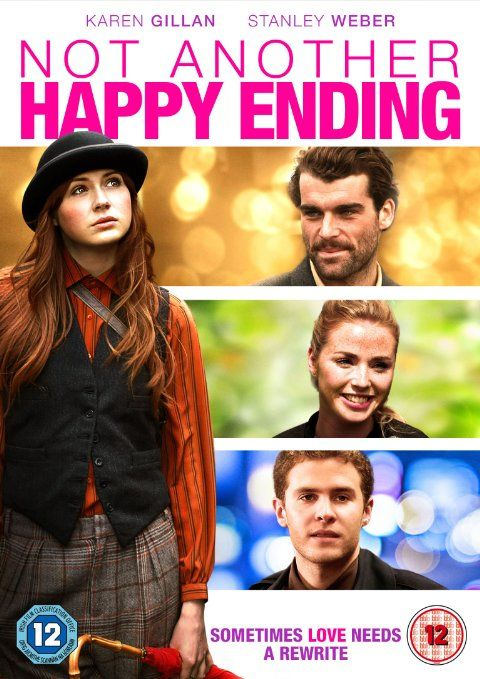 Not Another Happy Ending is a cute movie!! It needs to be added to my movie collection!