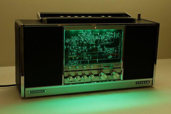 bluetooth grundig stereo concert boy 4000 with por. Black Bedroom Furniture Sets. Home Design Ideas