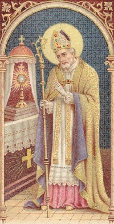 St. Alphonsus Liguori (1696-1775) founded the Congregation of the Most Holy Redeemer (the Redemptorists). He founded the congregation with the charism of preaching popular missions...His  goal was to teach and preach in the slums of cities and other poor places. St. Alphonsus was named the patron of confessors and moral theologians by Pope Pius XII... His greatest contribution to the Church was  in the area of moral theology. He was canonized in 1839 by Pope Gregory XVI.... ~ AnaStpaul