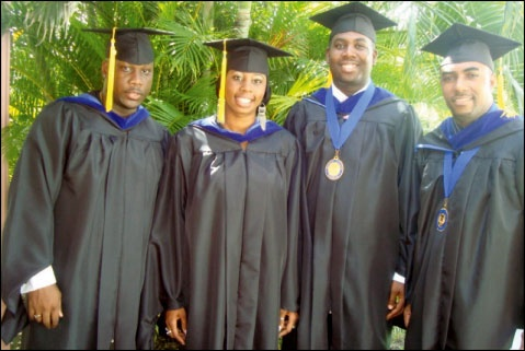 Monroe's 2010 MBA's St. Lucia News The Voice - The national newspaper of St. Lucia since 1885, St. Lucia Newspaper, The Voice St. lucia, Saint Lucia, News