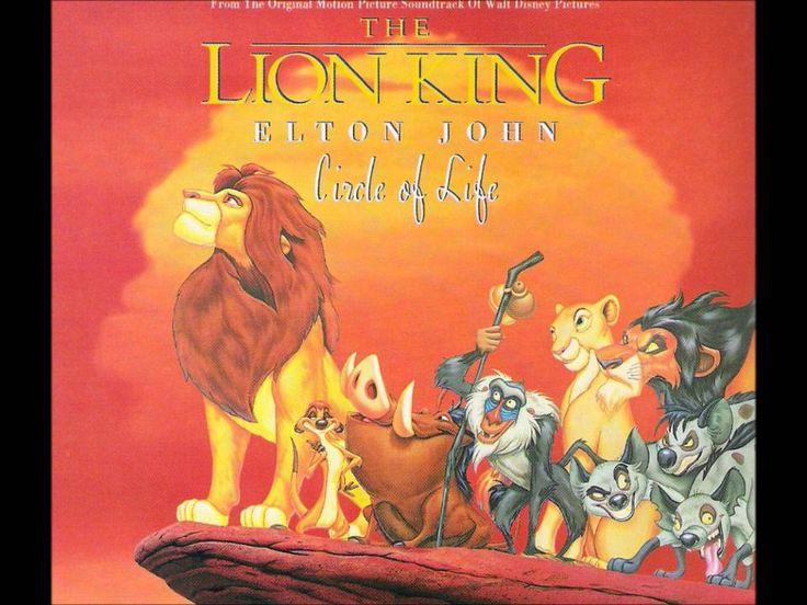 The Lion King Original Soundtrack - Circle of Life (Official Instrumenta...