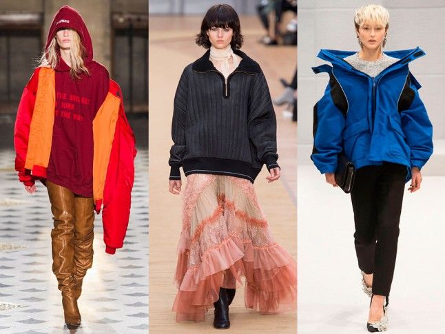 AW16 Fashion Trend Report: The Best Women's Fashion Trends For Autumn 2016…