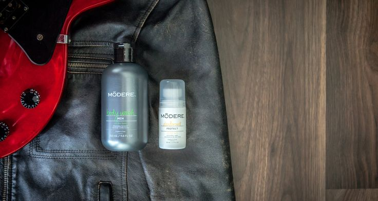 Father's Day Shower Collection Is your Dad a modern man? He can be with a Modere Father's Day Shower Collection #Modere #Code217887