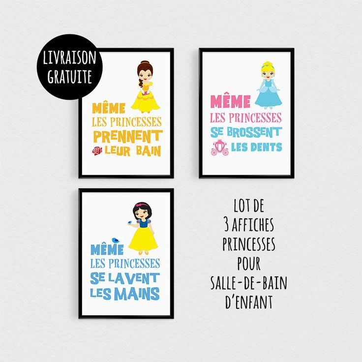 Les 25 meilleures id es de la cat gorie citations de salle for Poster pour salle de bain