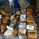 Three Loaves Bake House.....Breads and pastries on offer at Townsville city Sunday market and Saturday at North Shore markets or at the shop at The Precinct in Fairfield Waters