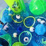 DIY Disney Monsters University Plastic Photo ID Cards