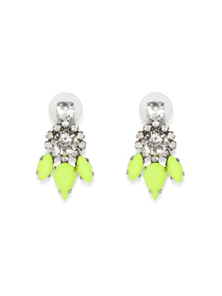 Veronika Maine - Small Jewel Drop Earring $49.95