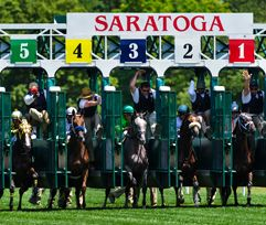 Visit the Saratoga Race Course, a historic race course drawing vistors worldwide! Find out more at www.albany.org