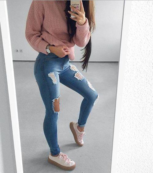 Outfits para las que siempre dicen que no tienen nada que ponerse | Outfit and Selfie