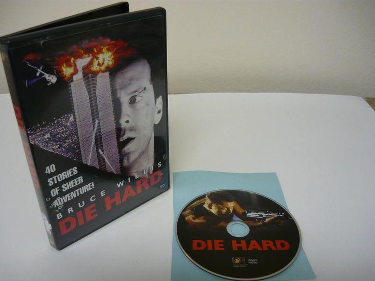 Die Hard DVD (WIDESCREEN) Action Adventure Movie Bruce Willis Alexander Godunov