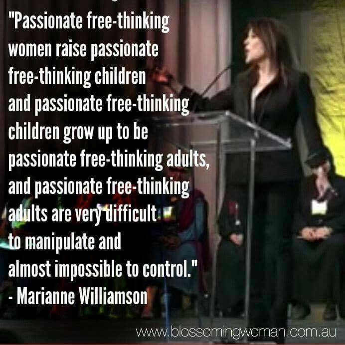 "~ Marianne Williamson ~ "" HELP STAMP OUT THE CONTROLLING GOP. BE 'DONE' WITH BEING MANIPULATED. VOTING 'WITH' WOMEN. VOTE BLUE."