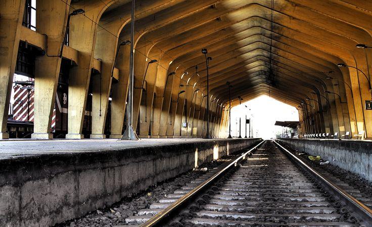 Estación de trenes, Temuco