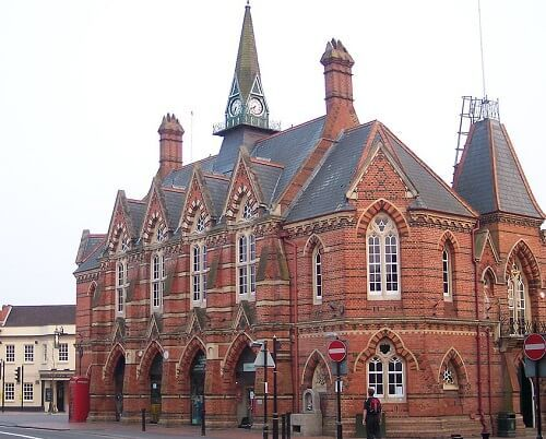The History and Architecture of Wokingham, Berkshire