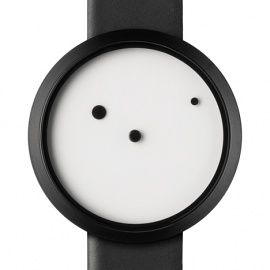 minimal watch.  I would never know what time it was.