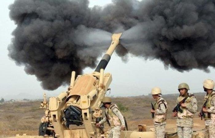 اخبار اليمن الان عاجل الجيش السعودي يقصف مواقع المليشيا في