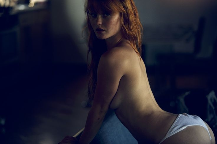 Really. happens. Ginger hill lingerie photos with